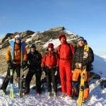 Skitour Glungezer 03.01.12