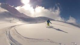 Skifahren Osttirol Februar 2014